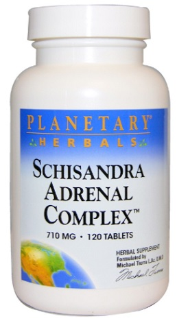 ชิแซนดร้า, Schisandra Adrenal Complex