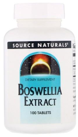 กำยานโอมาน, Boswellia Extract