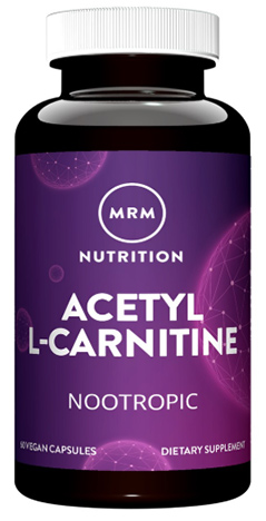 MRM อะเซทิล แอล-คาร์นิทีน,Acetyl L-Carnitine