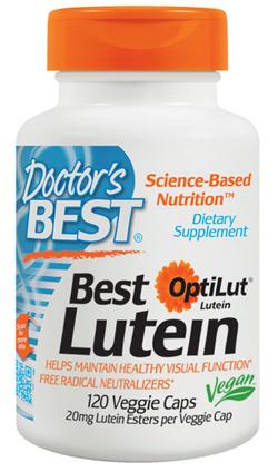 ลูทีนและซีแซนทีน, Best Lutein