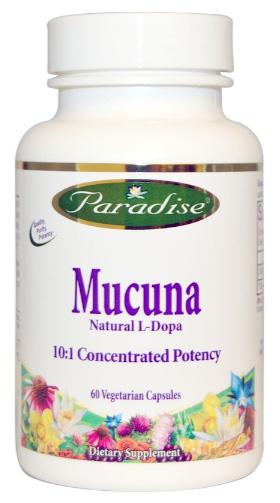 สารสกัดเมล็ดหมามุ่ย, Organics Mucuna Extract