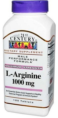แอล-อาร์จินีน 1000 (L-Arginine)