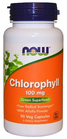 คลอโรฟิลล์ลิน Chlorophyll