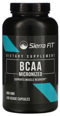 Micronized BCAA, Branched Chain Amino Acids