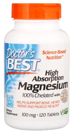 แมกนีเซียม, Magnesium Chelated