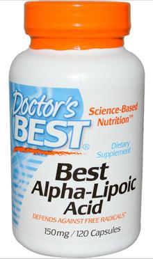 อัลฟาไลโปอิก, Best Alpha Lipoic Acid