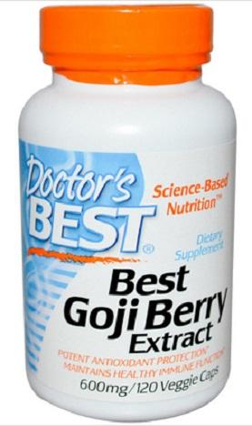 สารสกัดโกจิเบอร์รี่, Goji Berry Extract