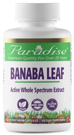 สารสกัดใบอินทนิลน้ำ (Banaba Extract)