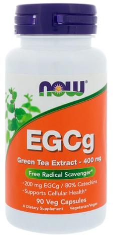 สารสกัดชาเขียว, EGCg Green Tea Extract