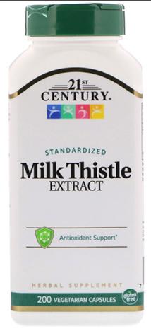 สารสกัดมิลค์ทิสเทิล, Silymarin, Milk Thistle Extract