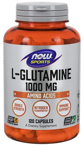 แอล-กลูตามีน, L-Glutamine