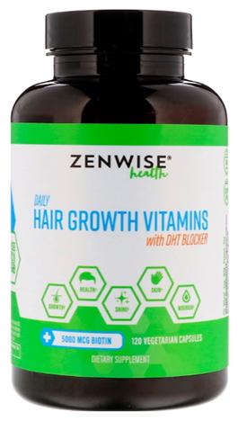 วิตามินบำรุงผม, Hair Growth Vitamins DHT Blocker