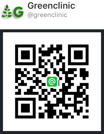 Line ID: @greenclinic