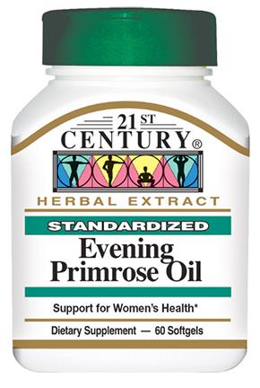 น้ำมันอีฟนิ่งพริมโรส, Evening Primrose Oil