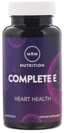 วิตามินอี, MRM Complete Vitamin E