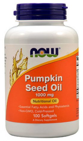 น้ำมันเมล็ดฟักทอง, Pumpkin Seed Oil
