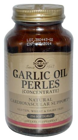น้ำมันกระเทียม, Garlic Oil Perles
