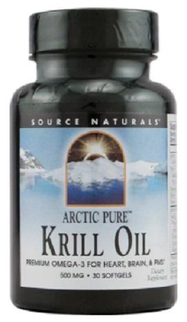 น้ำมันคริล, Antarctic Krill Oil