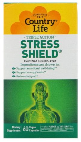 วิตามินบีรวม, Triple Action Stress Shield