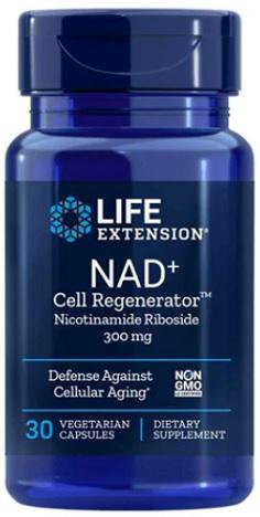 วิตามินบี3, NAD+ | Nicotinamide Riboside 300mg