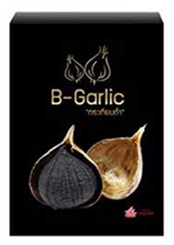 กระเทียมดำ (Black Garlic)