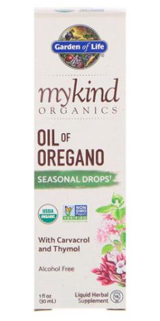 น้ำมันออริกาโน, MyKind Organics, Oil of Oregano