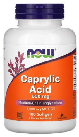 กรดคาไพรลิก (Caprylic Acid)