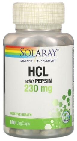 บีเทน ไฮโดรคลอไรด์ HCL with Pepsin
