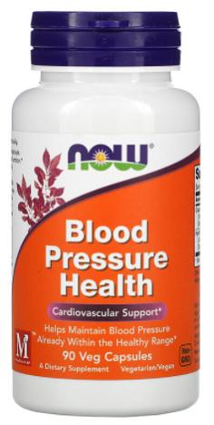 สมุนไพรปรับสมดุลความดันโลหิต (Blood Pressure Health)