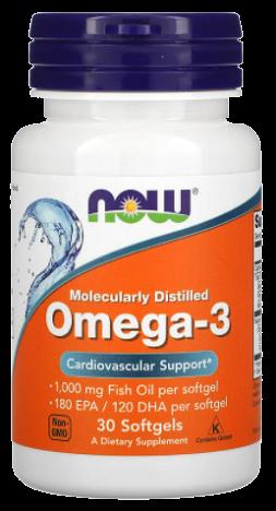 น้ำมันปลาโอเมก้า-3, Omega-3