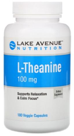 ธีอะนีน, L-Theanine
