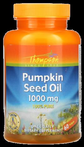 Thompson, Pumpkin Seed Oil
